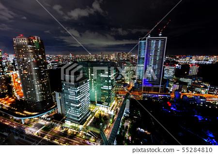 房地產都市經濟夜視圖 55284810