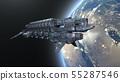 太空飛船 55287546
