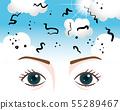 눈의 증상 비문증 55289467