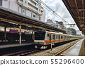 Home and Trains JR Chuo Line Nishikokubunji Station 55296400