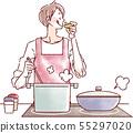 做饭的男人 55297020