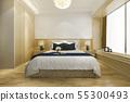 床 床鋪 臥室 55300493