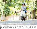 scooter, people, person 55304331