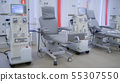 Hemodialysis, artificial kidney apparatus. Saving life. 55307550