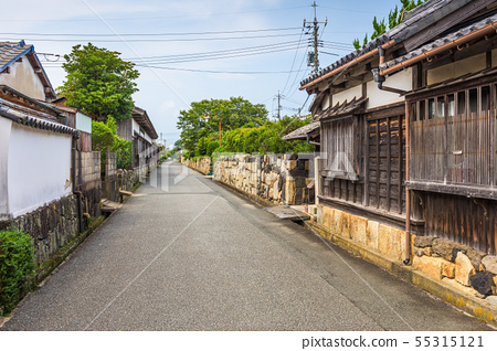Hagi, Japan former castle town 55315121