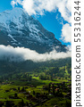 The great north wall of Eiger 55316244