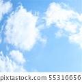 蓝天白云[高品质] 55316656
