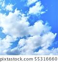 蓝天白云[高品质] 55316660