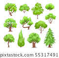 green trees collection 55317491