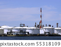 Ukishima Town / Oil LNG Complex 55318109