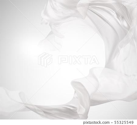 White flying satin 55325549
