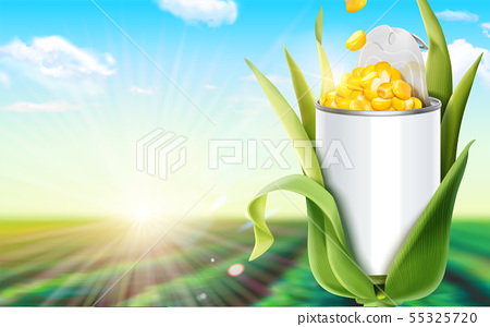 Kernel corn can ads 55325720