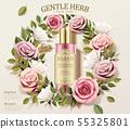 Gentle herb toner ads 55325801
