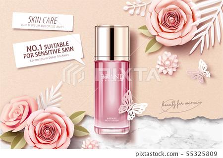 Pink toner ads 55325809
