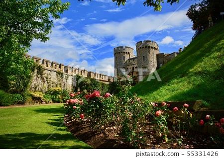 溫莎城堡,倫敦,英國 55331426