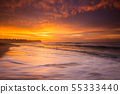 Balangan Beach in Bali Indonesia - nature vacation background 55333440