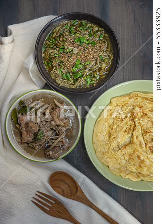 Thai style food 55333925