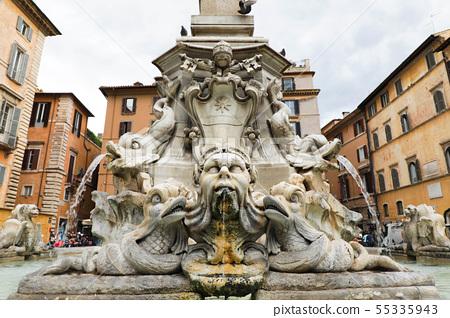 噴泉雕像 55335943