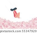 Social media illustration 55347920