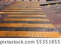 Black Yellow Crosswalk 55351655