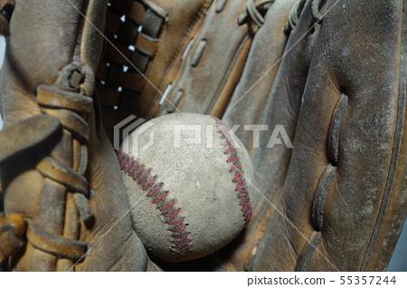 臟手套和球 55357244