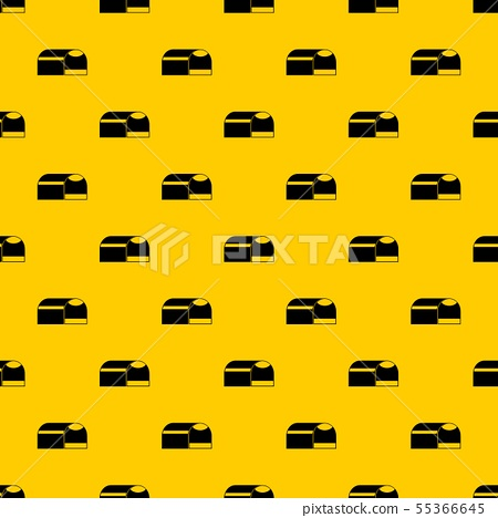 Booth for dog pattern vector 55366645