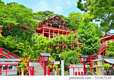 Saga scenery Shukutoku Inari Shrine 55367119