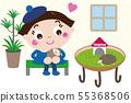Hedgehog Cafe 5(刺猬和女孩) 55368506