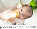 嬰兒餵養嬰兒奶瓶牛奶飲料 55372492