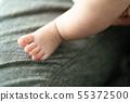 เด็กผู้หญิงเท้า 55372500