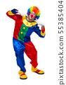 Clown full length 55385404
