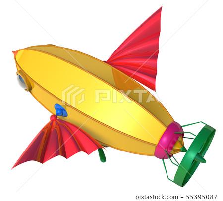 飛艇 55395087