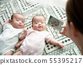 아기 사진 촬영 스마트 폰 55395217