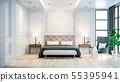 Modern luxury bedroom design 55395941