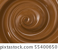 swirl melt chocolate 55400650