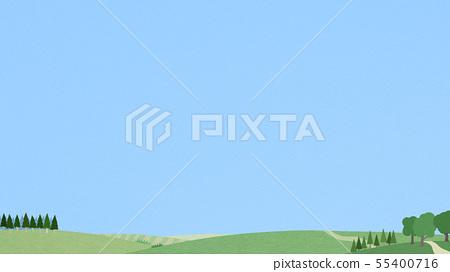 背景 - 天空 - 景觀 55400716