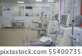 Hemodialysis, artificial kidney apparatus. Saving 55400735