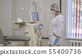 Hemodialysis, artificial kidney apparatus. Saving 55400736