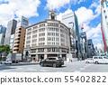 [도쿄] 긴자 욘 초메 교차로 55402822