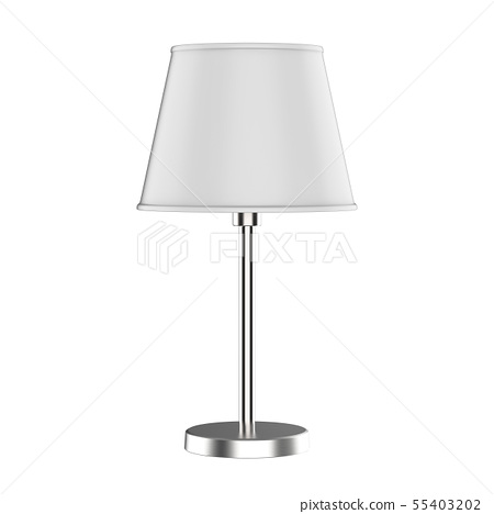 table lamp isolated on white 55403202