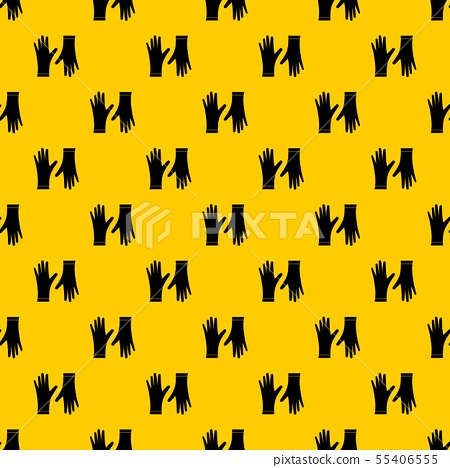 Protective gloves pattern vector 55406555