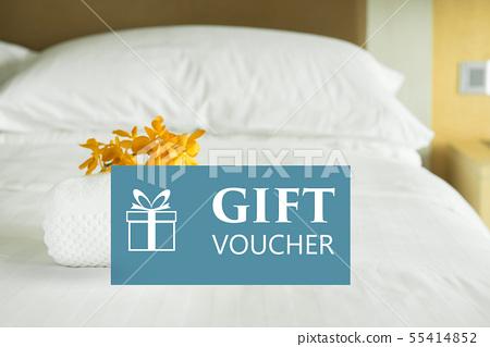 Gift voucher concept. 55414852
