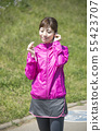 여성 스포츠 무선 이어폰 bluetooth 55423707