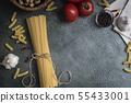 스파게티 알 리오 올리오 재료 55433001