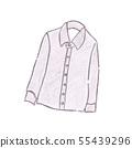 Y-shirt color pencil 55439296