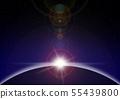 행성 광선 55439800