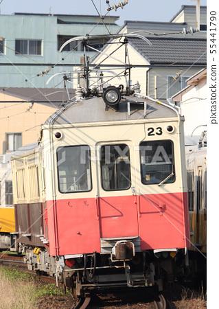 高松 - 琴平電鐵舊式列車(23號) 55441790