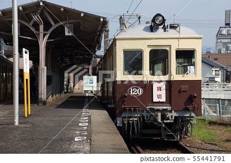 高松 - 琴平電鐵老式列車(No. 120) 55441791