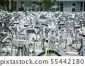 자전거 주차장 자전거 55442180