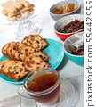 delicious dried fruit cake 55442955